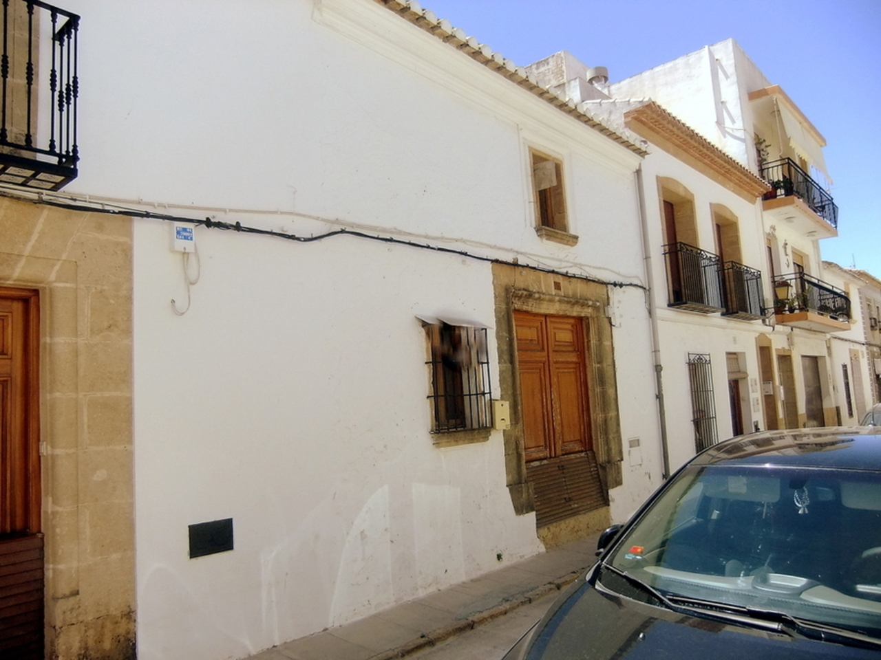 Ref:AD-0577-MI Townhouse For Sale in Javea
