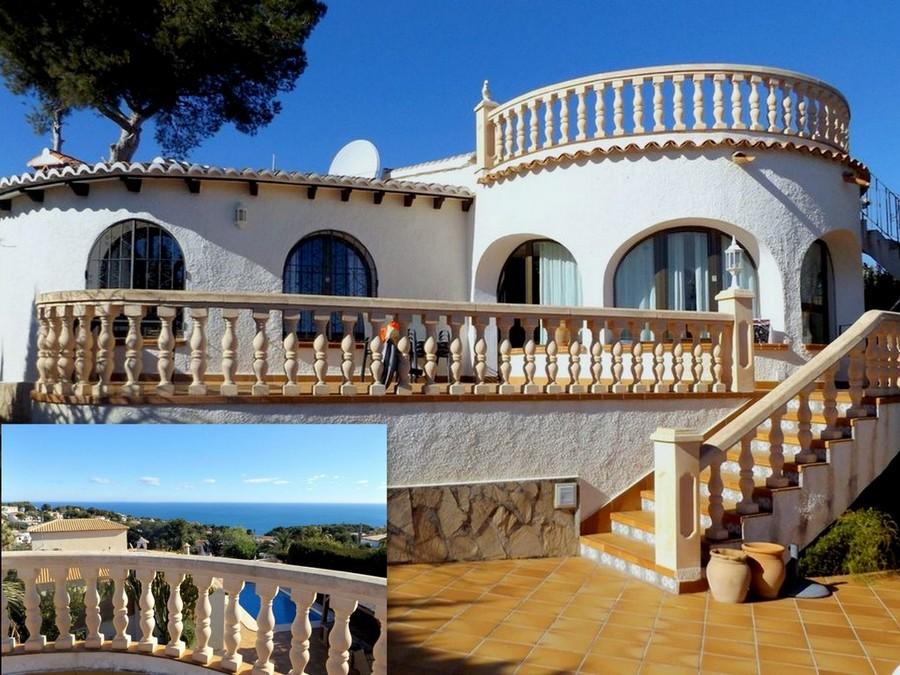 Ref:CH-1300-MI* Villa For Sale in Javea