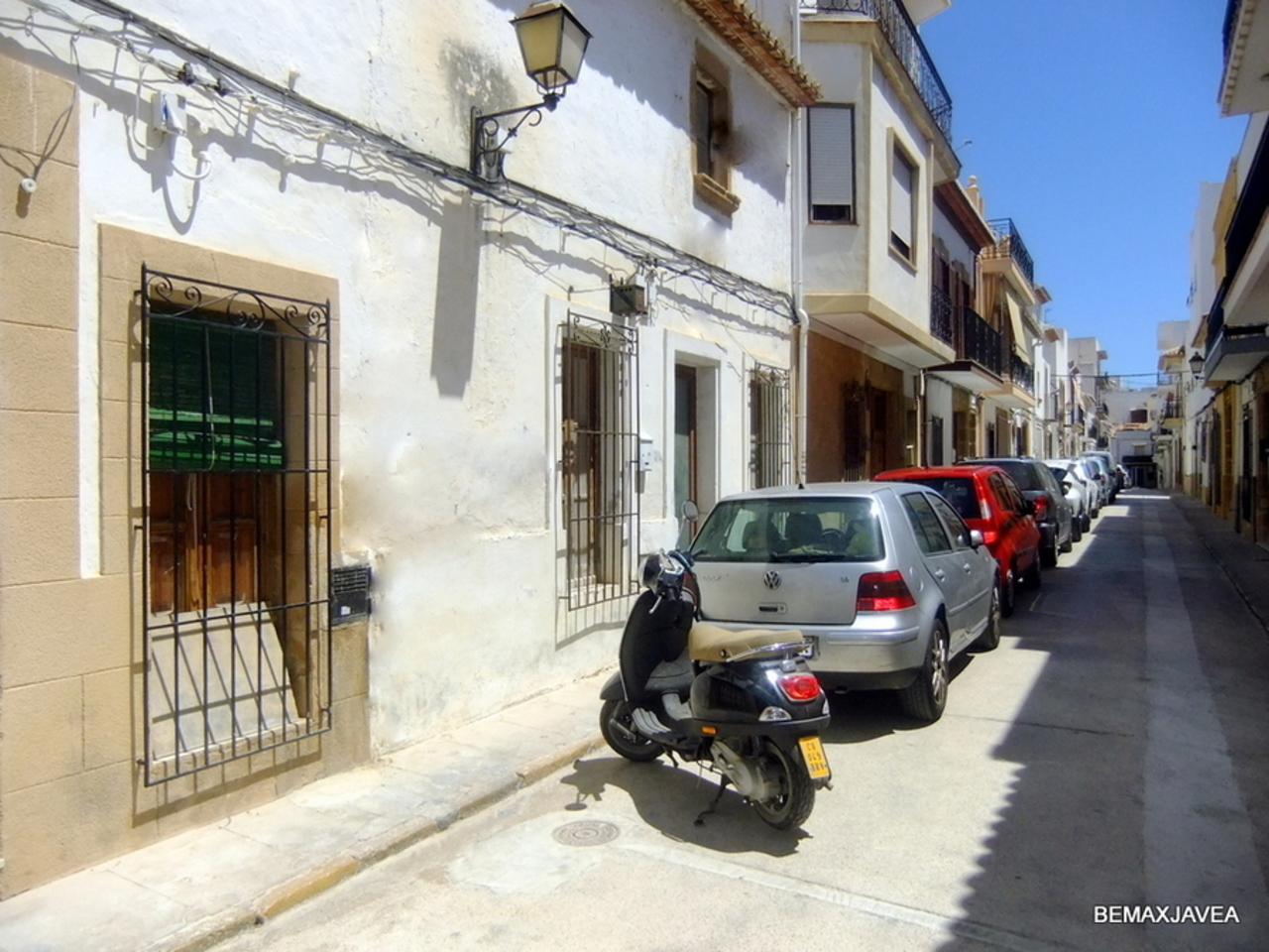 Ref:AD-0576-MI Townhouse For Sale in Javea