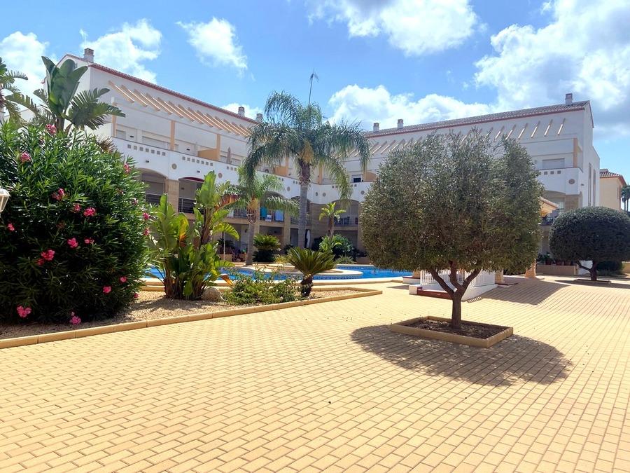 Penthouse in Javea
