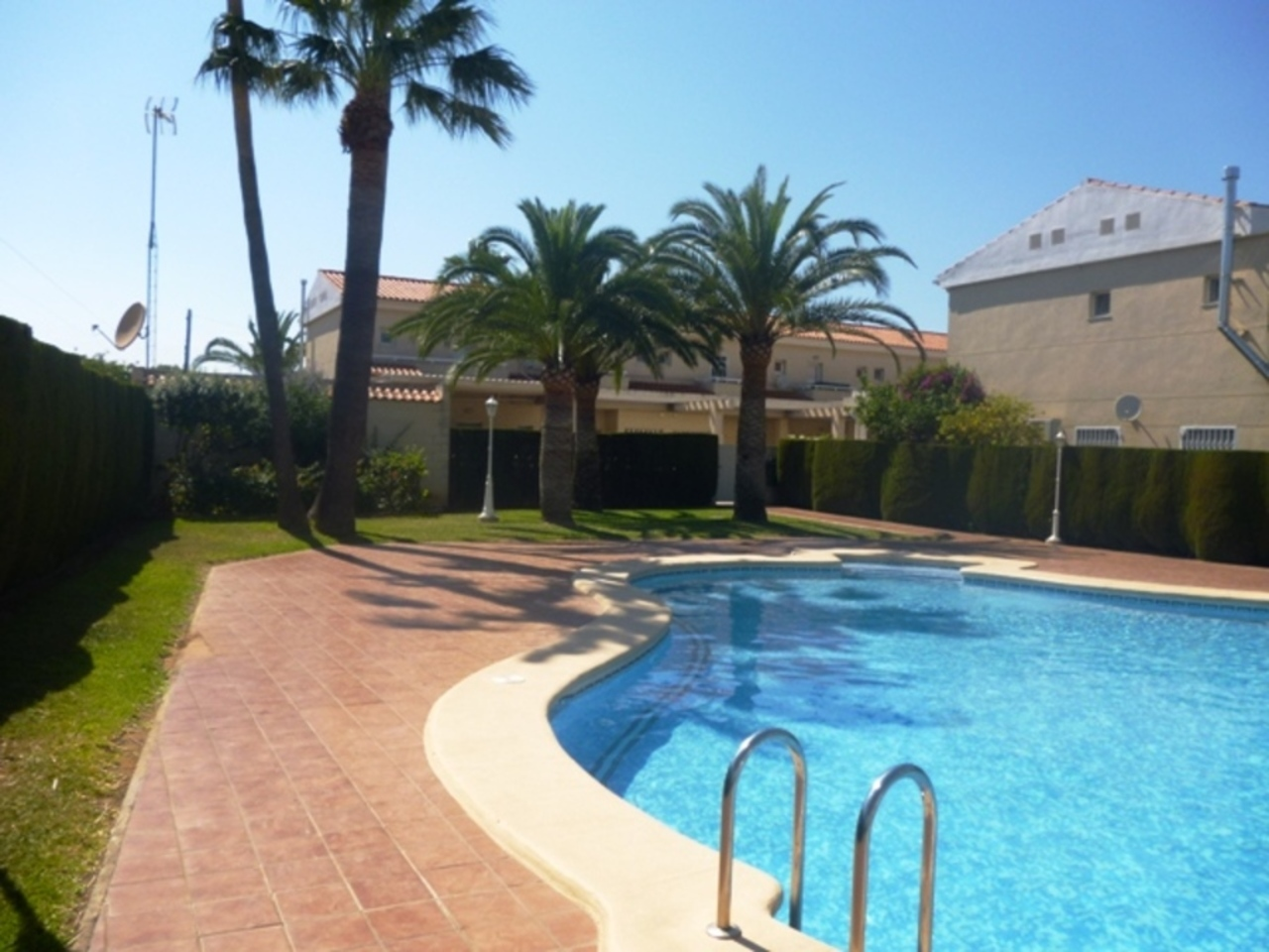 Ref:CH-1226-CC* Townhouse For Sale in Denia