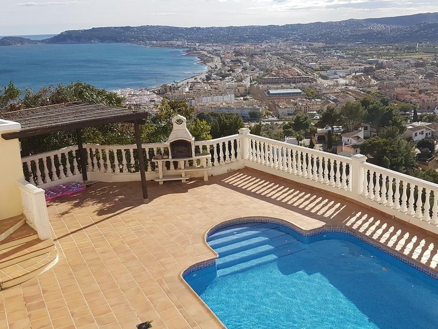 Ref:CH-1280-BB* Villa For Sale in Javea