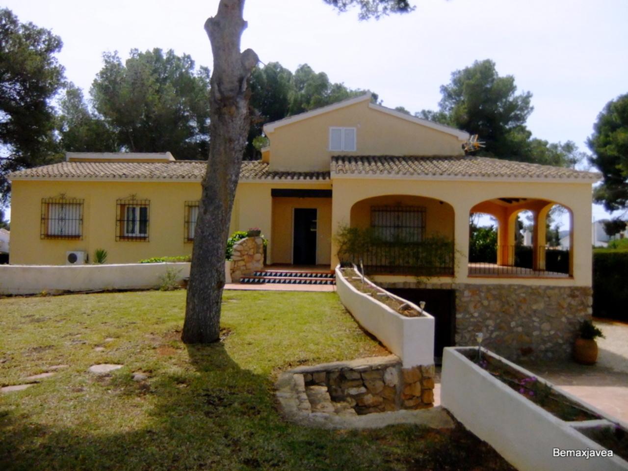 Ref:CH-1137-MI Villa For Sale in Javea