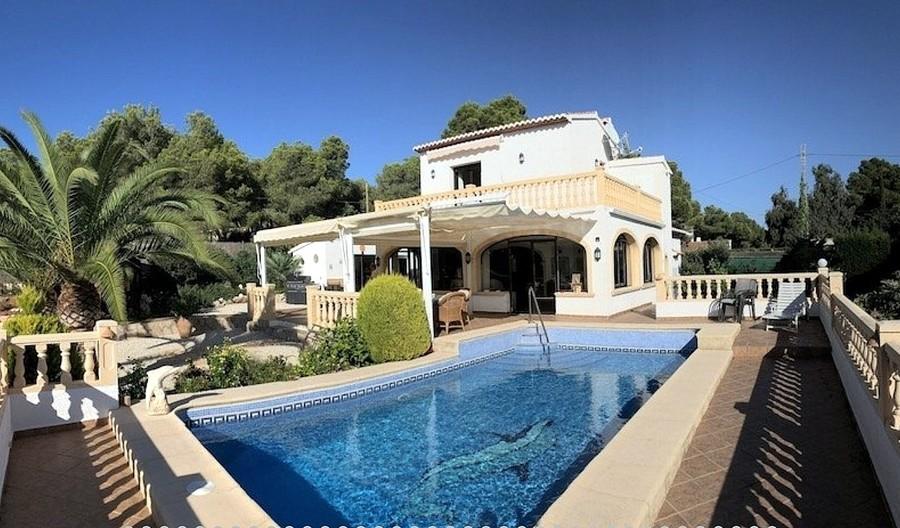 Ref:CH-1308-MI* Villa For Sale in Javea