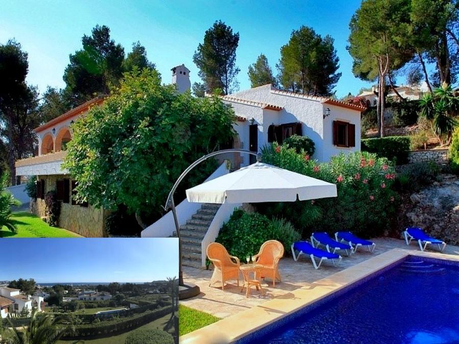Ref:CH-1310-MI* Villa For Sale in Javea