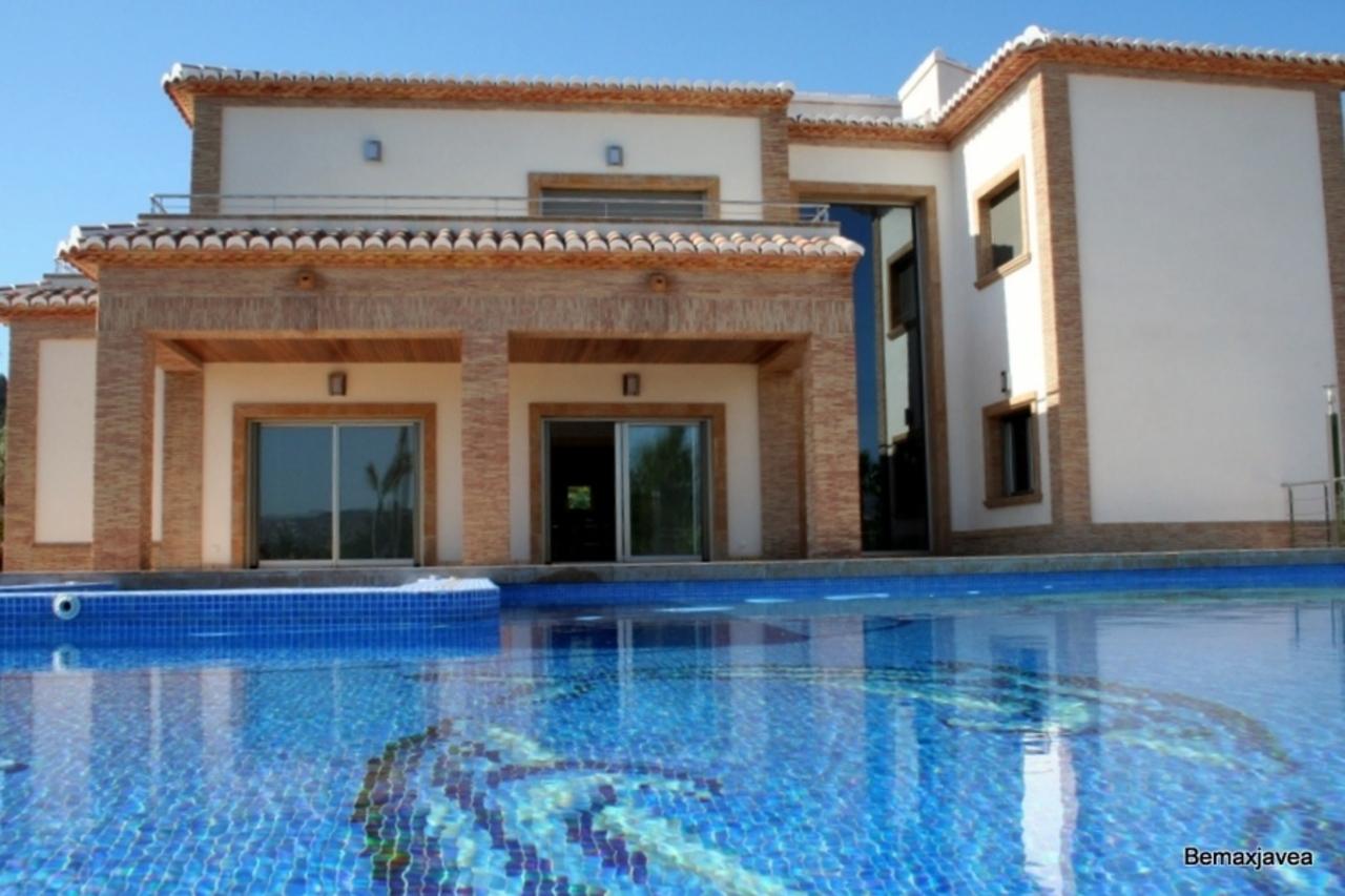 Ref:CH-1152-MI Villa For Sale in Javea