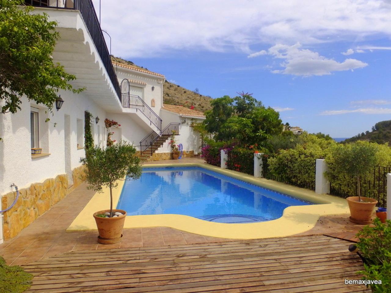 Ref:CH-1218-BB Villa For Sale in Javea