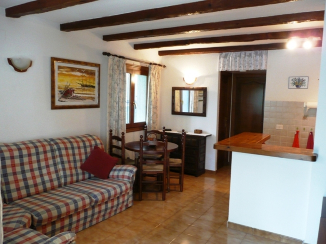 Apartment in Denia
