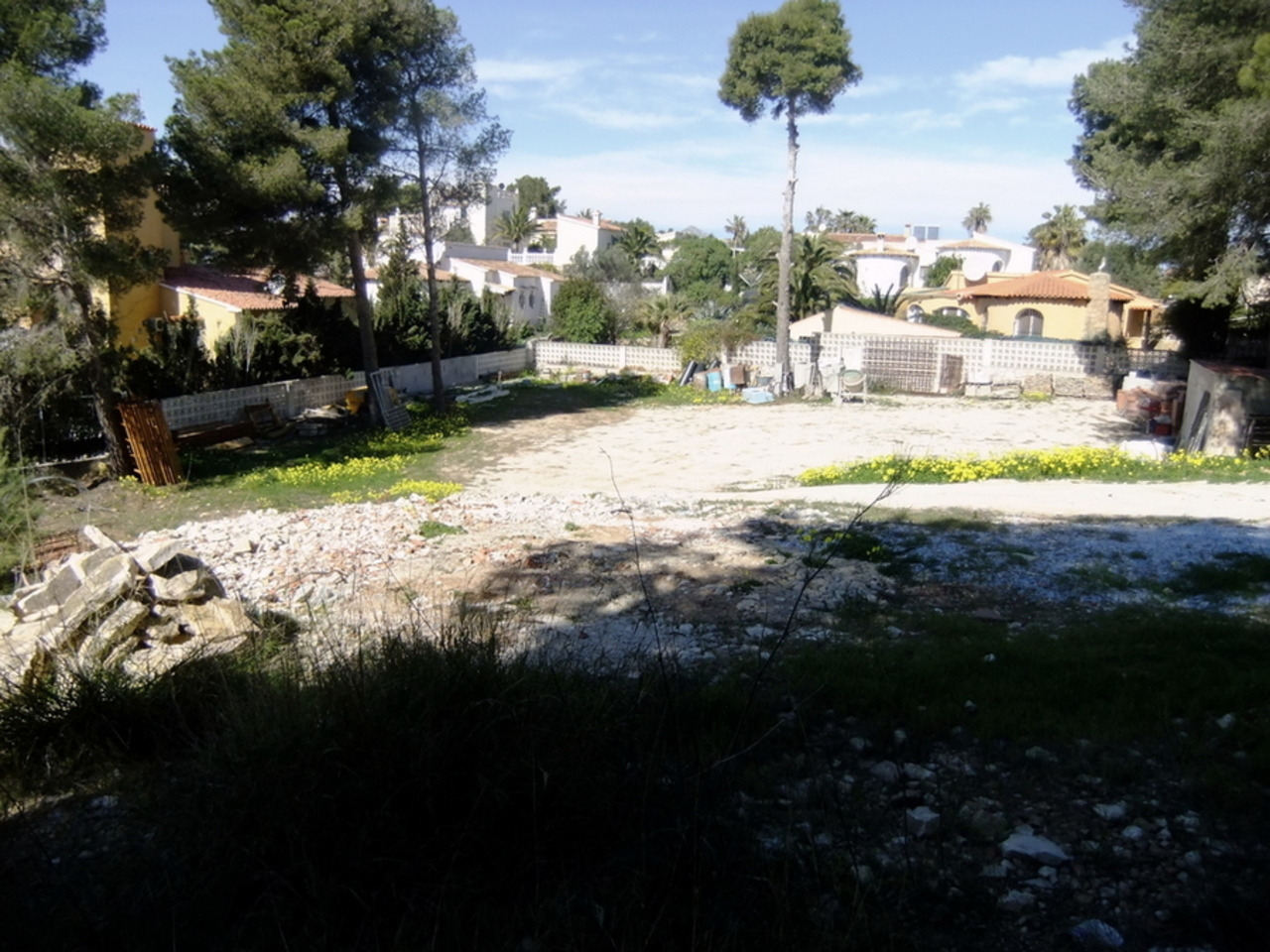 Ref:PA-0260-MI Land For Sale in Javea
