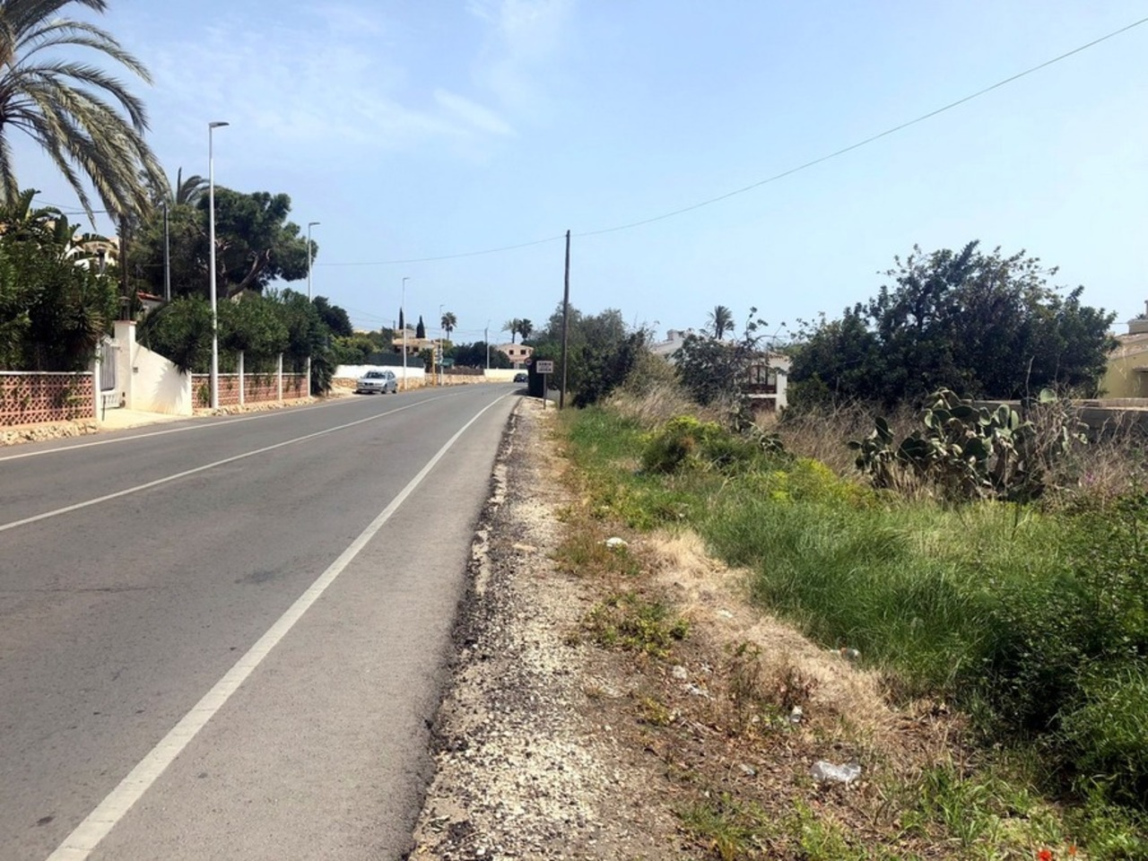 Ref:PA-0270-MI Land For Sale in Javea