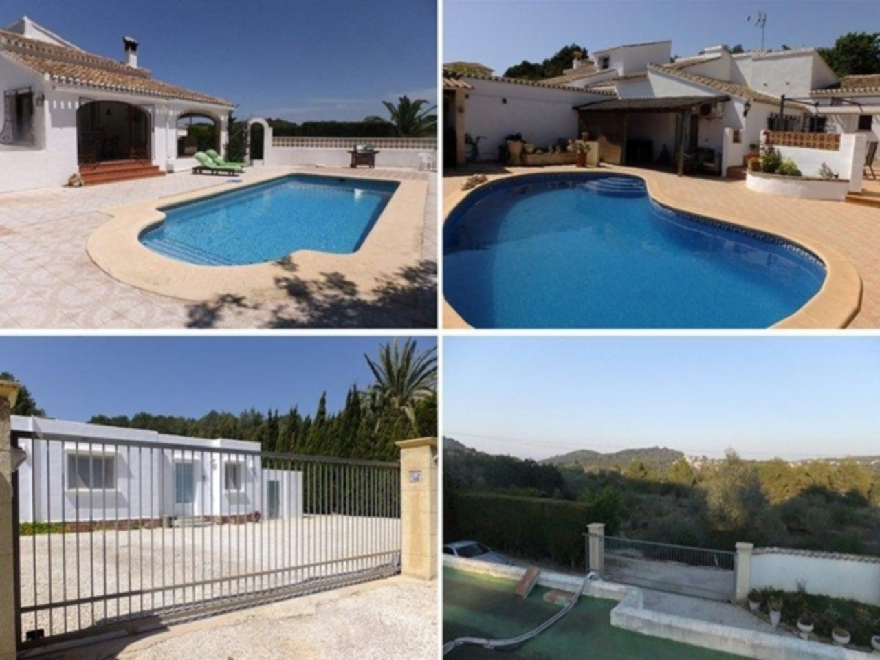 Ref:CH-1071-BB Villa For Sale in Javea