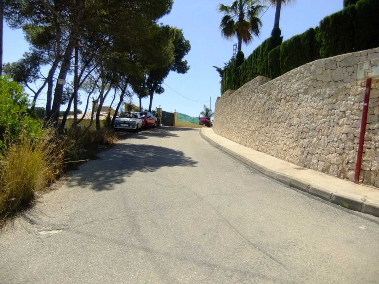 Ref:PA-0265-MI Land For Sale in Javea