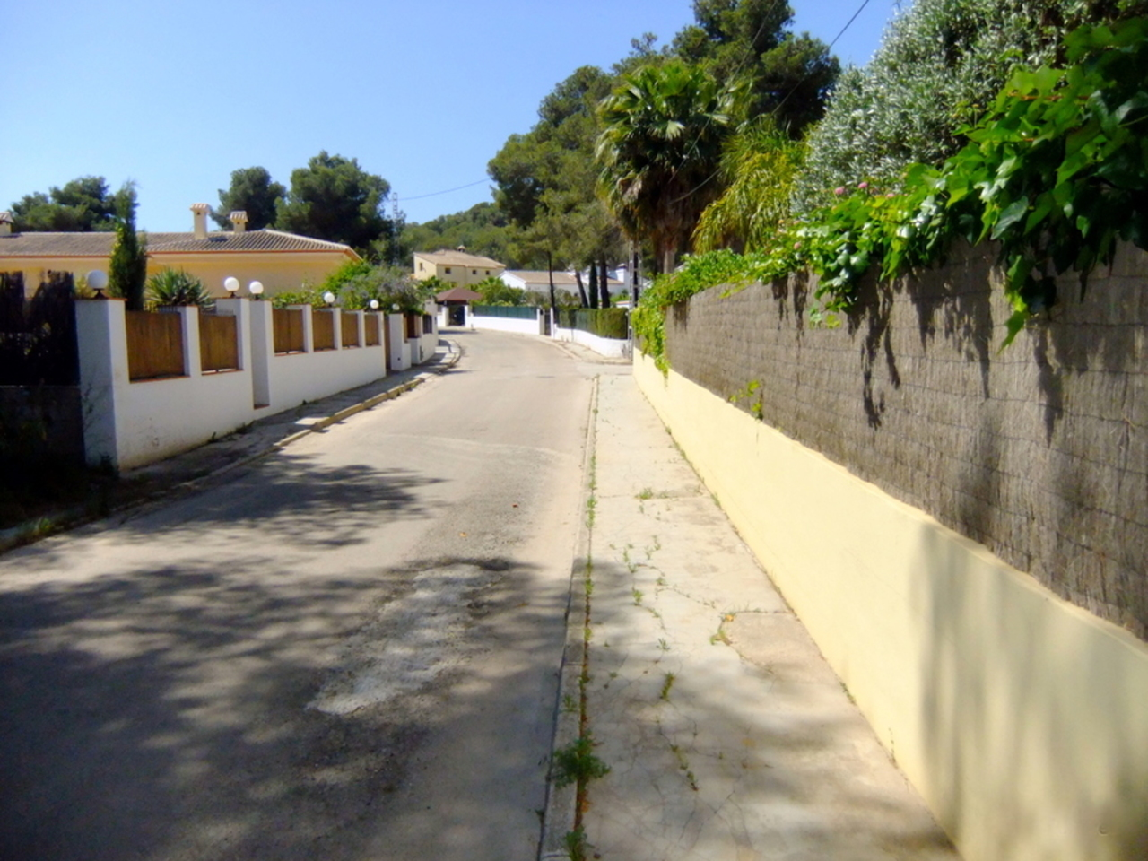 Ref:PA-0268-MI Land For Sale in Javea