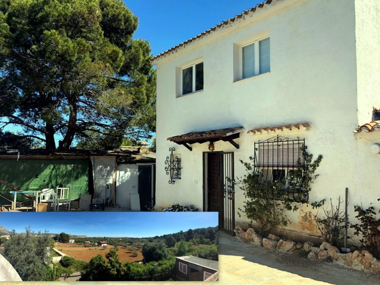 Ref:CH-1233-MI Villa For Sale in Javea