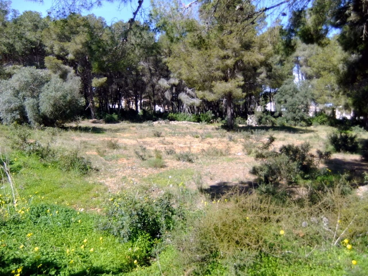 Ref:PA-0263-MI Land For Sale in Javea