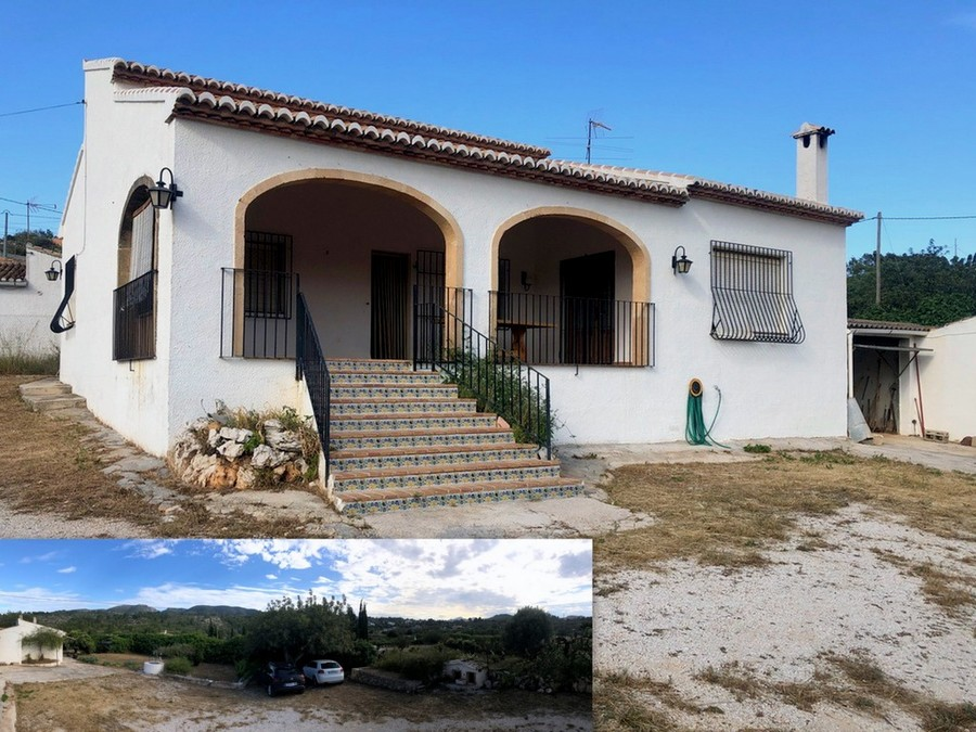 Ref:CH-1319-MI Villa For Sale in Gata de Gorgos