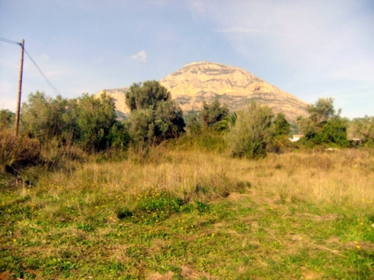 Ref:PA-0246-MI Land For Sale in Javea